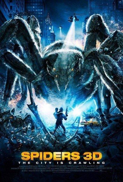 Фильмы про пауков убийц HD
