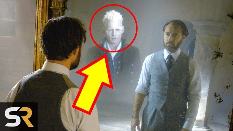 10 Hidden Details You Missed In Fantastic Beasts The Crimes Of Grindelwald