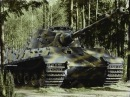 King Tiger Parade 1944 503 Sound and Kampfgruppe Peiper