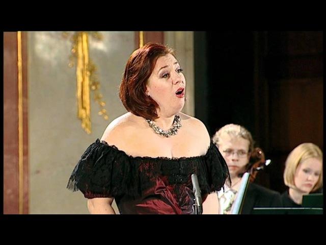Telemann Rodisette s aria from Der Geduldige Socrates Inga Kalna Sinfonietta Riga Normunds