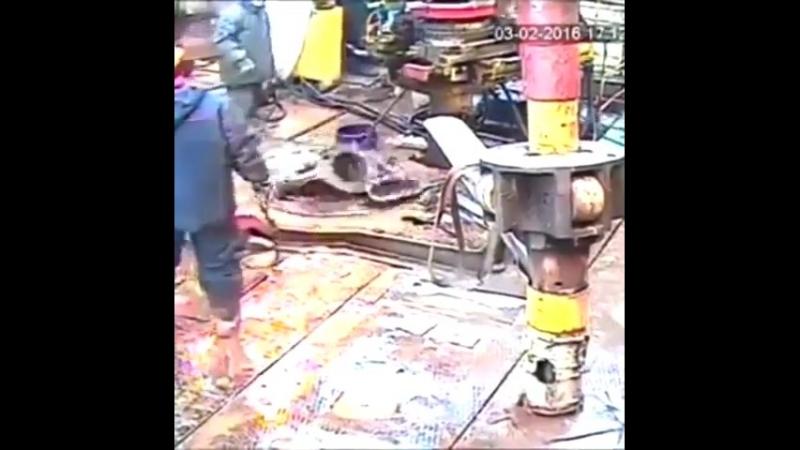 Drilling fail