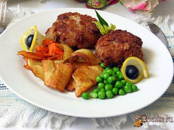 Вкусное и сытное блюдо из рыбы для постного меню. В оригинальном рецепте используется льезон, но для постного варианта он не подходит.