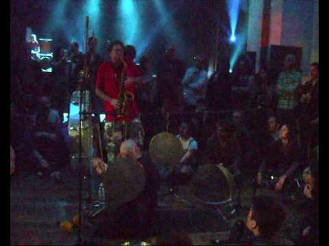John Zorn and Zev duo @ Equinox festival, London 12.06.09