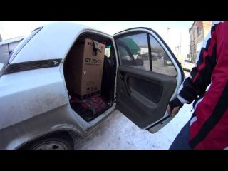 Отзыв БашТулс  - Очередная покупка Pegas GT-70-01 в Уфе, поместили в волгу
