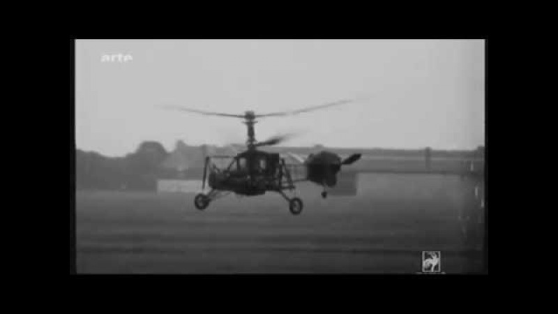 Louis Charles Breguet's Gyro Plane
