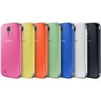 Чехол Samsung EF-FI950BCEGWW Light Blue для Galaxy S4.
