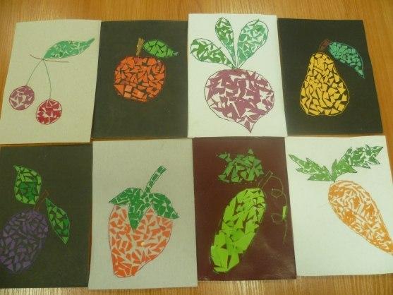 Поделка овощи для детей 4 лет
