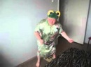 Бешеная лягушка