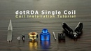 DotRDA Single Coil・Tutorial・dotmod