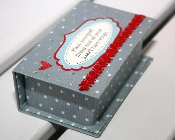 Подарочные коробочка для украшений