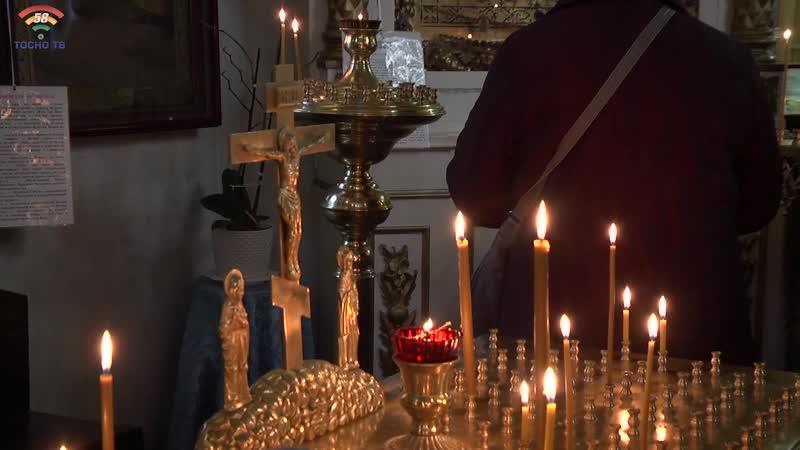 Престольный праздник Тосненского храма иконы Божией Матери Всех Скорбящих Радость отметили 6 ноября