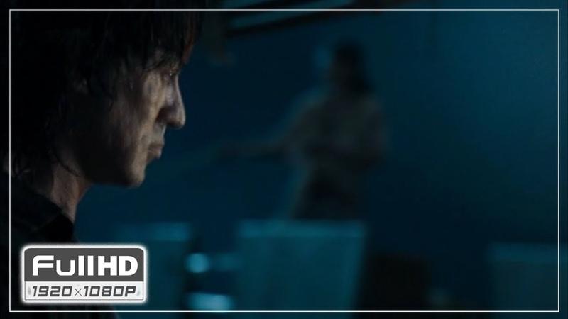 Джон Рэмбо убивает пиратов. Рэмбо 4. 2008