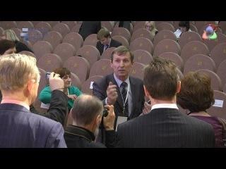Кулуары Московского Экономического Форума II