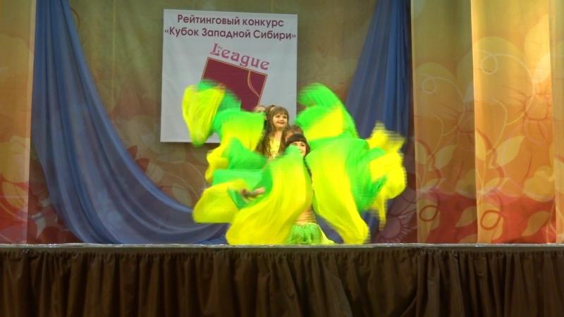 Группа Zafira 1 место Школа Восточного Танца GRACE Рук Ивочкина А И