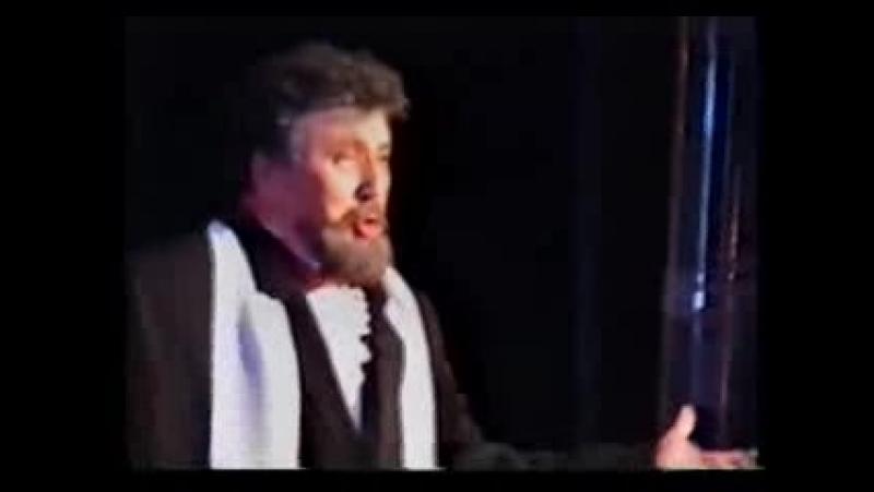 Верди Ария Жермона из оперы Травиата Багдат Бекишев