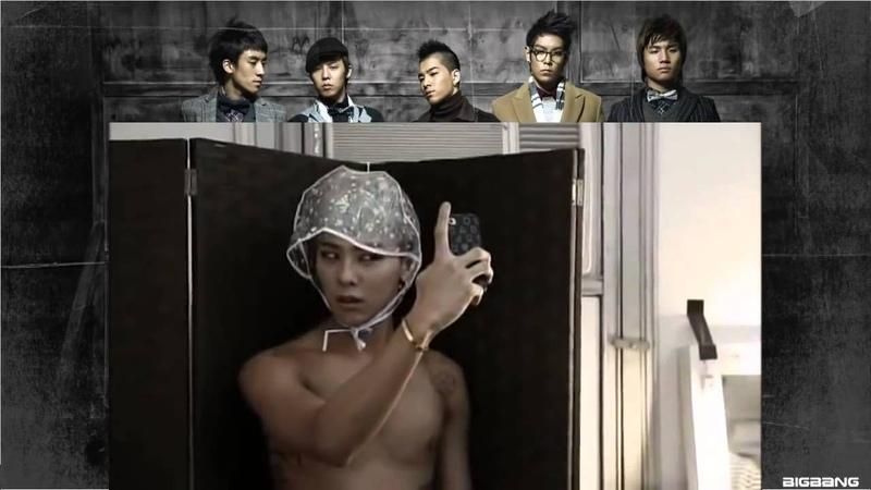 [ENG] TOP embarrassed shirtless G-DRAGON while taking selfie BIGBANG Ep 17 19 ALIVE WORLD TOUR