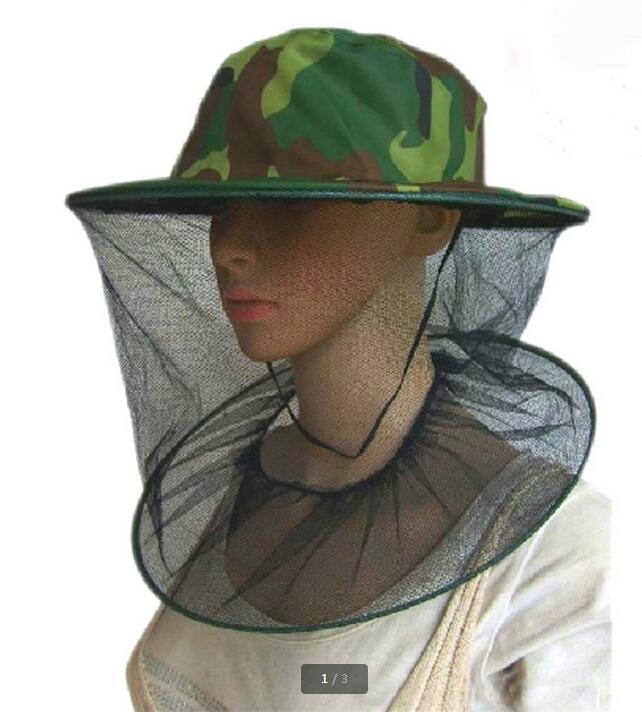 Шляпа с москитной сеткой 169