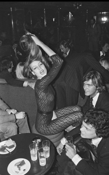 Фото Хельмута Ньютона. 1970-е