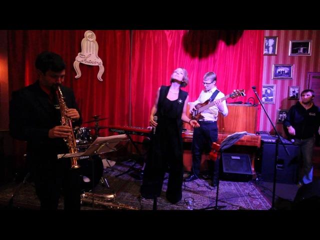 Dina Sineglazova Band and Oksana Ferenchuk