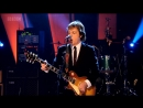 Paul McCartney Wings. Let Me Roll It Live on Later.with Jools Holland, 2010