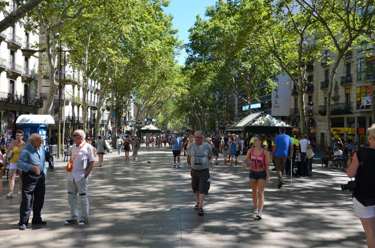 g5YWge98l78 Барселона – один из самых космополитичных городов мира.