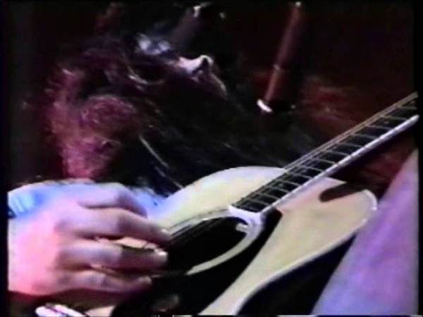 Blackie lawless TV Argentina 1992