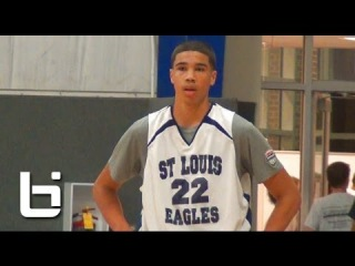 Jayson Tatum is rising to the top! Elite 15 year old's Ballislife Summer Mixtape!