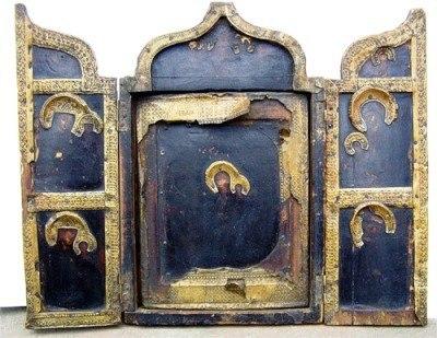 Рунические надписи на древней старообрядческой иконе SXMIKgWQOr8