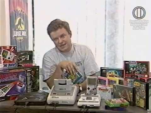 Передача Новая реальность - 5 выпуск 7 июля 1995 года - канал ОРТ