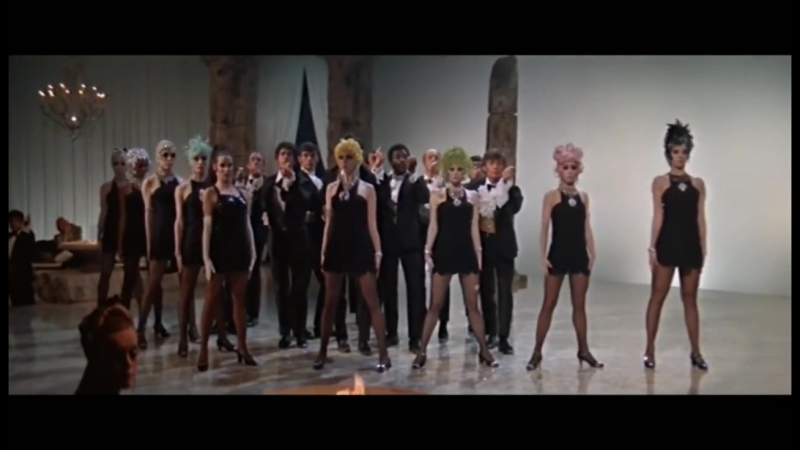 ''The Rich Man's Frug'' from 'Sweet Charity', 1969