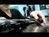 Вартан Болотов. Как правильно поднять корень волос при укладке, искусство владения феном и бамбашем.