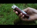 Складной нож Легионер 2 х12мф Падук