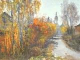 Картины Олега Молчанова