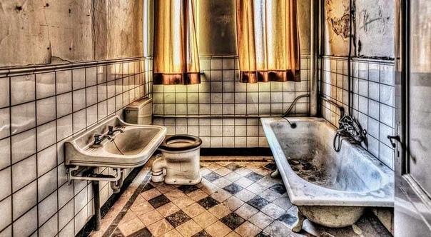 Средство от грибка в ванной.