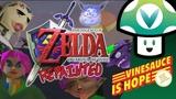 Vinesauce Vinny - Zelda Ocarina of Time Repainted