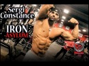 Sergi Constance, Men's Physique Superstar! Does A Full Upper Body Workout!
