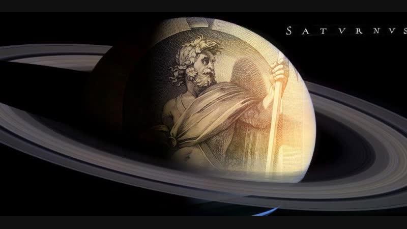 Saturn_Chronos_El, God of Time