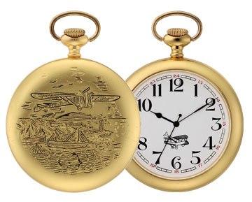 Карманные часы №25 - Памятные часы в футляре