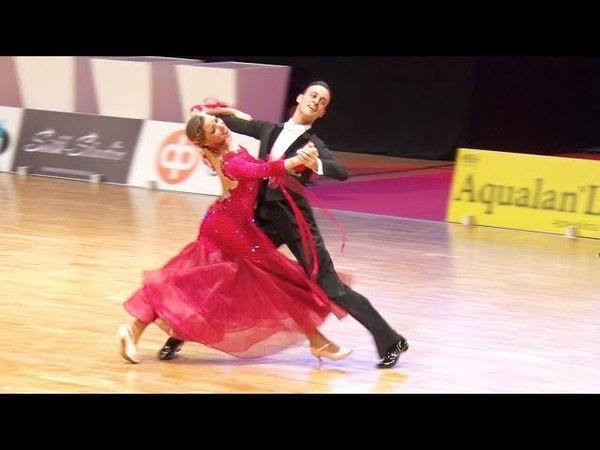 Francesco Galuppo - Debora Pacini ITA | Viennese Waltz