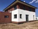Дом из Поротерма Dva roky stavby cihlového pasivního domu v projektu Svépomocí ŽIVĚ