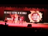 Bachaturo 2013 - dance show by CHIQUITO & DOMINICAN POWER