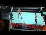 WWE 2k15 Gameplay #3 Breakdown Full Match John Cena vs Cesaro Gamescom 2014