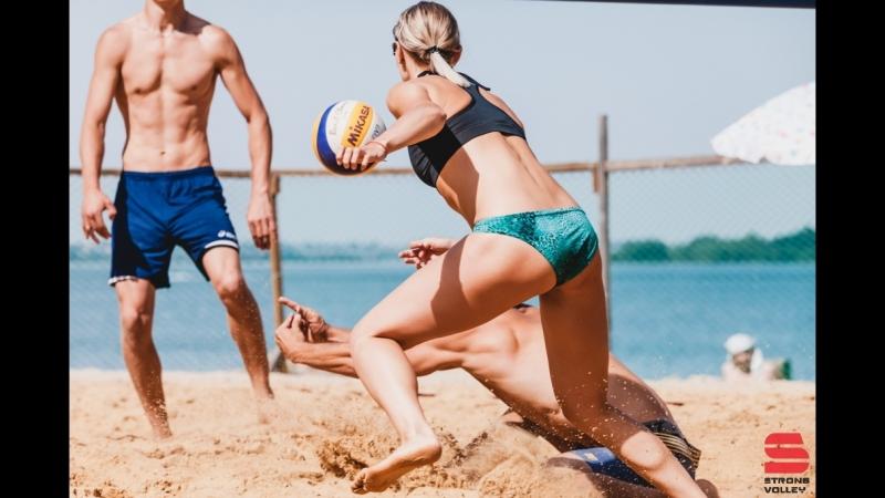 Турнир по пляжному волейболу Миксты Липецк 2018