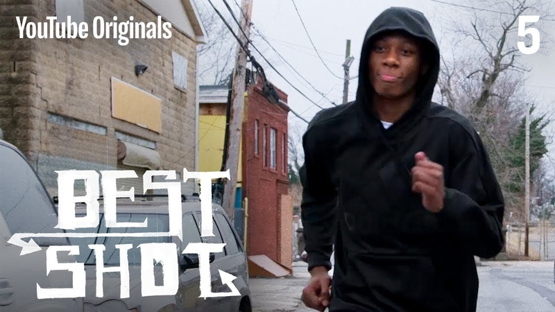 """Best Shot Ep 5 - """"Don't Forget About Me""""   Binge the series with YouTube Premium"""