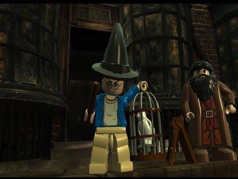 LEGO Harry Potter ➤ 1 Серия ➤ ЛЕГО-человечки!