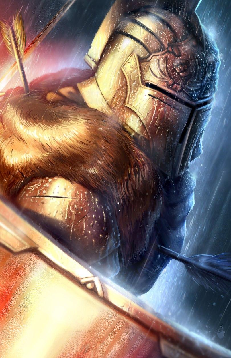 Dark Souls fan-art YYBggVl943s