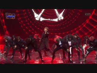 EXO x NCT U x NCT Dream - Monster @ 2018 KBS Gayo Daechukje 181228