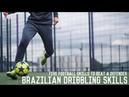 Brazilian Dribbling Skills Tutorial 5 Football/Futsal Moves To Beat A Defender
