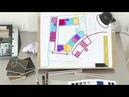 Видео краски-маркеры uni POSCA