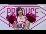 [FSG Baddest Females] Профайлы участниц Produce 48 Хонда Хитоми из AKB48 (рус.саб)